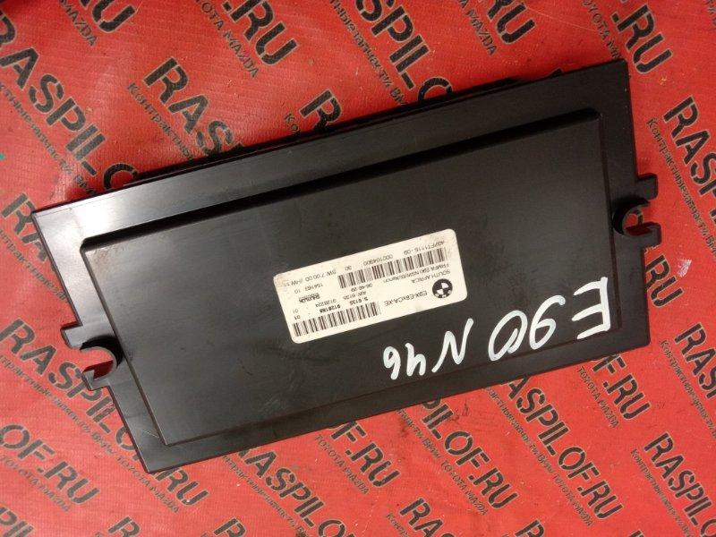 Блок управления светом Bmw 3-Series E90 N46B20 2007