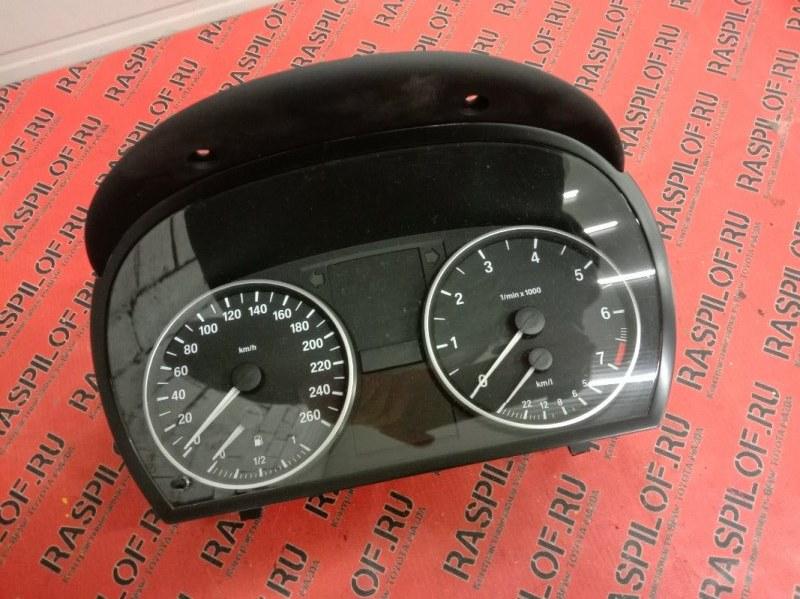Комбинация приборов Bmw 3-Series E90 N46B20 2007