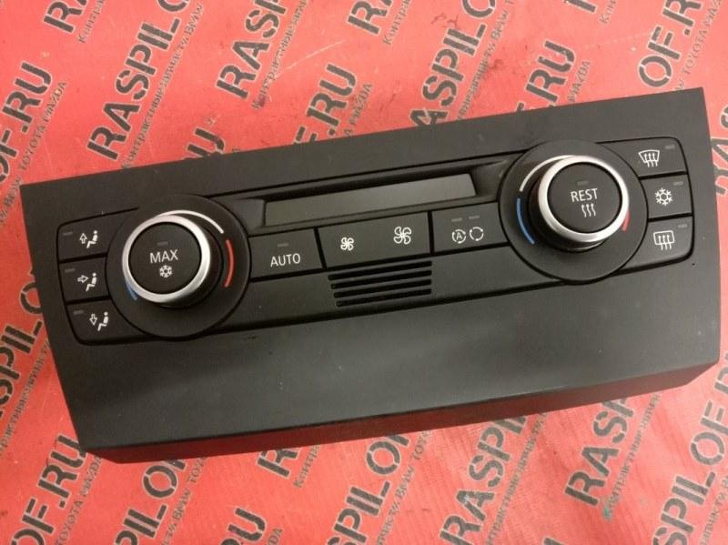 Блок управления климат-контролем Bmw 3-Series E90 N46B20 2007