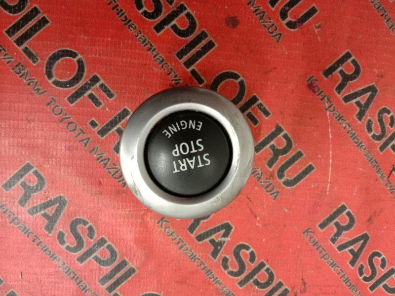 Кнопка запуска двигателя Bmw 3-Series E90 N46B20 2007