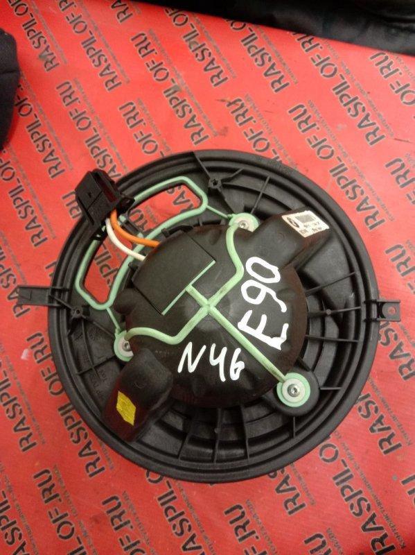 Вентилятор печки Bmw 3-Series E90 N46B20 2007