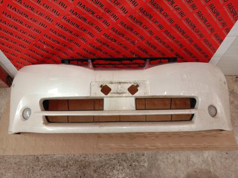 Бампер Toyota Wish ZGE20 2ZR-FAE 2009 передний