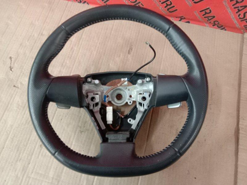 Руль Toyota Wish ZGE20 2ZR-FAE 2009