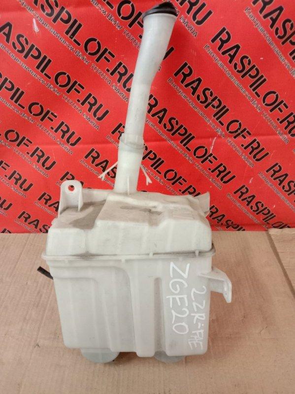 Бачок омывателя Toyota Wish ZGE20 2ZR-FAE 2009