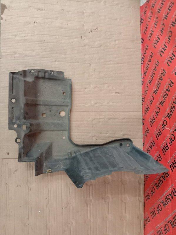 Защита двс Toyota Wish ZGE20 2ZR-FAE 2009