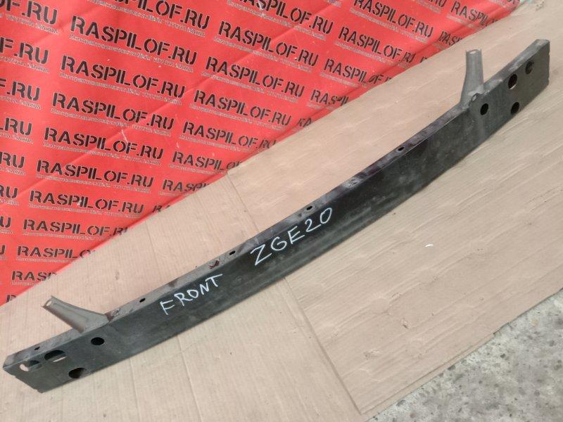 Усилитель бампера Toyota Wish ZGE20 2ZR-FAE 2009 передний