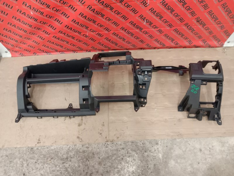 Панель передняя в салон Toyota Wish ZGE20 2ZR-FAE 2009