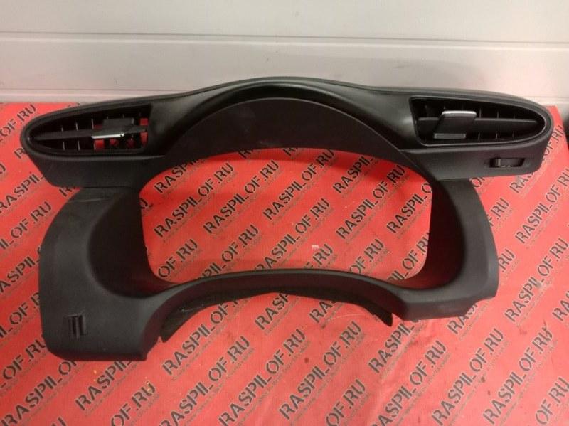 Дефлектор воздушный Toyota Wish ZGE20 2ZR-FAE 2009