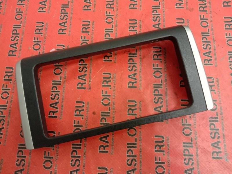 Рамка магнитофона Toyota Wish ZGE20 2ZR-FAE 2009