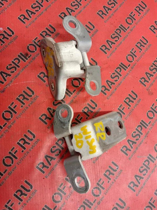 Петля двери Toyota Wish ZGE20 2ZR-FAE 2009 задняя правая