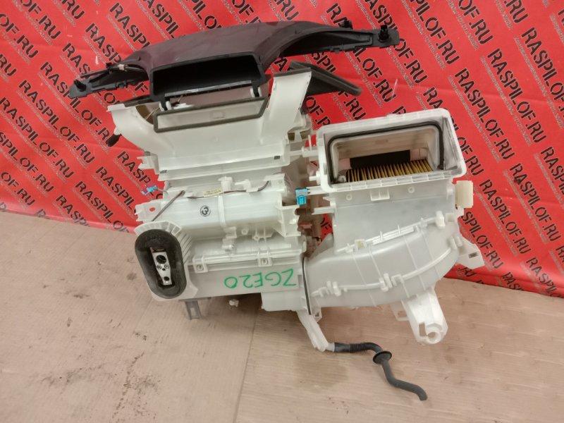 Корпус печки Toyota Wish ZGE20 2ZR-FAE 2009
