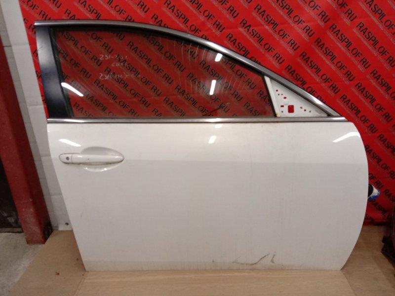 Дверь боковая Mazda Atenza GHEFP LF-VD 2010 передняя правая