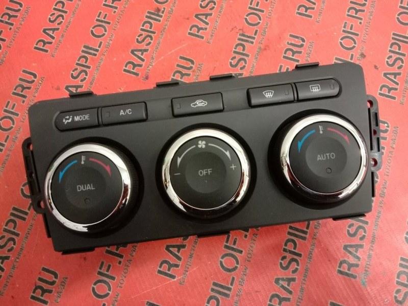 Блок управления климат-контролем Mazda Atenza GHEFP LF-VD 2010