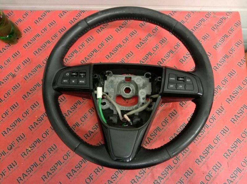 Руль Mazda Atenza GHEFP LF-VD 2010