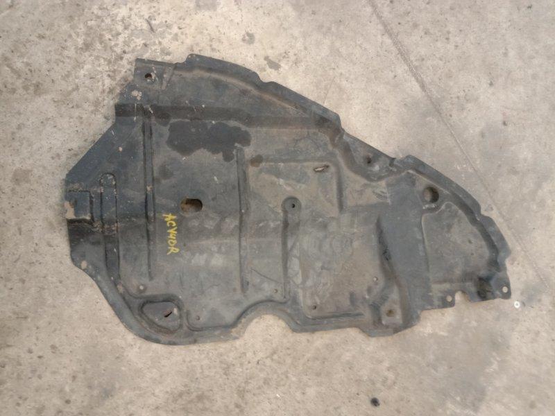 Пластиковая защита Toyota Camry ACV40 2AZ-FE 2007 правая