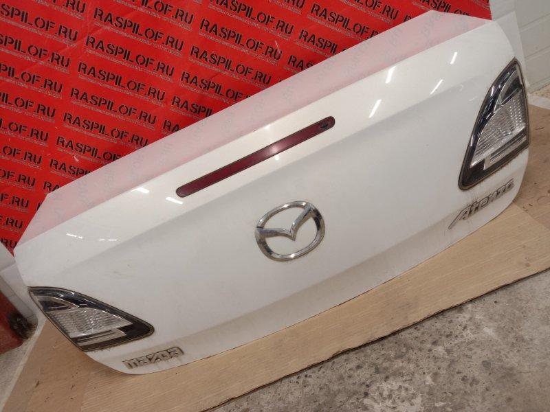 Крышка багажника Mazda Atenza GHEFP LF-VD 2010