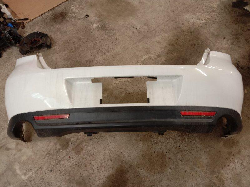 Бампер Mazda Atenza GHEFP LF-VD 2010 задний