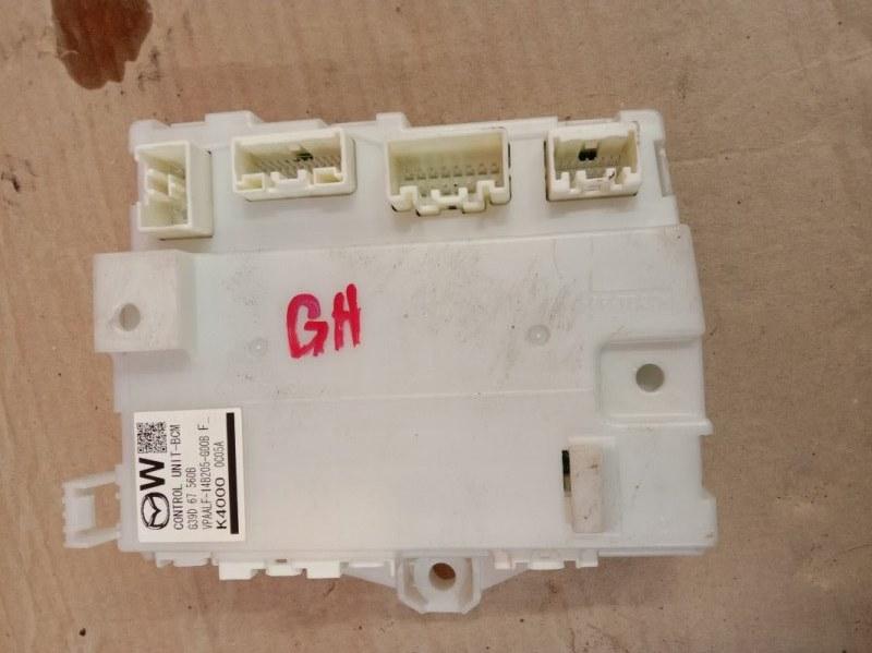 Блок управления Mazda Atenza GHEFP LF-VD 2010
