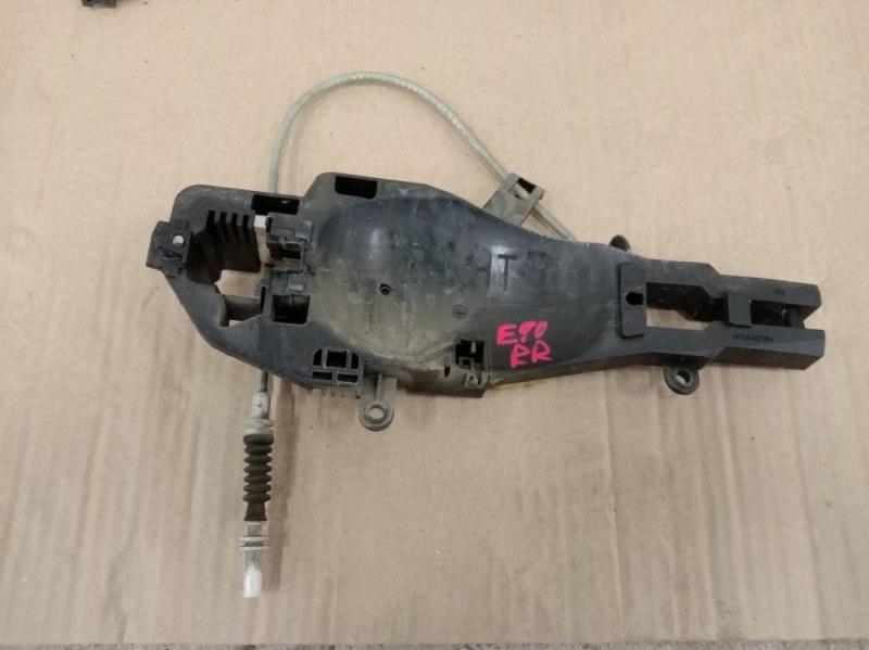 Ручка наружная Bmw 3-Series E90 N46B20 2005 задняя правая