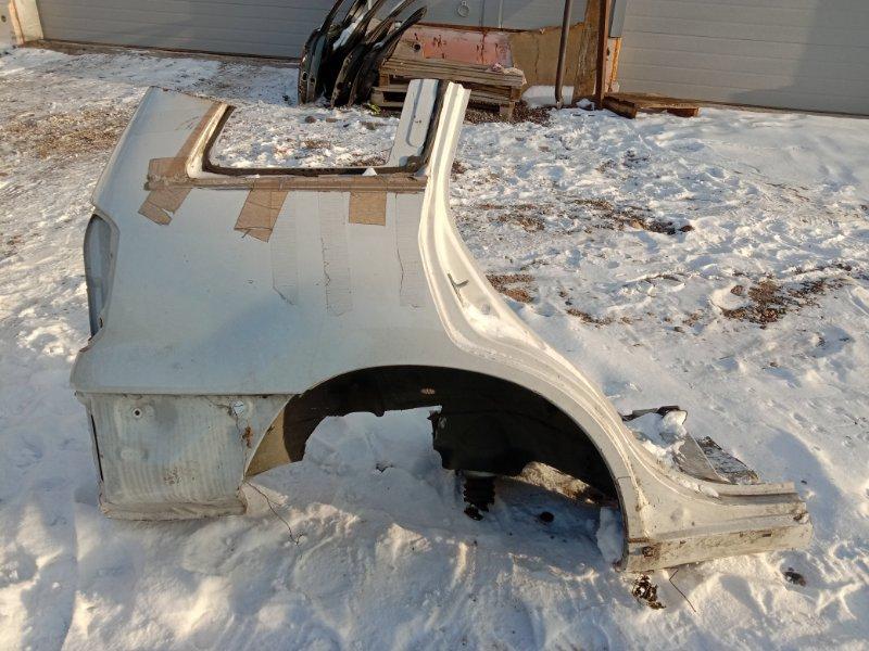 Крыло Toyota Rav 4 ACA21 1AZ-FSE 2002 заднее правое