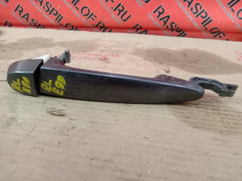 Ручка наружная Bmw 3-Series E90 N46B20 2007 задняя левая