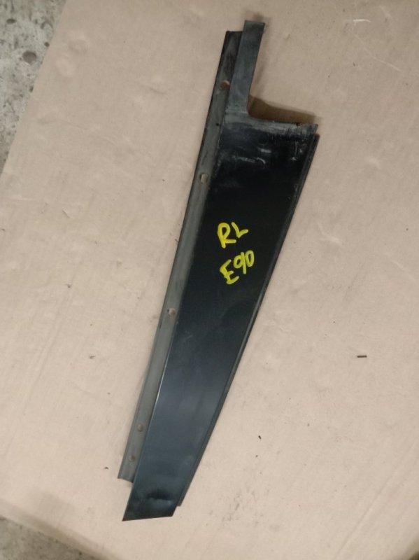 Молдинг двери Bmw 3-Series E90 N46B20 2007 задний левый