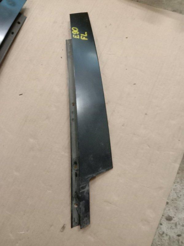 Молдинг двери Bmw 3-Series E90 N46B20 2007 передний левый
