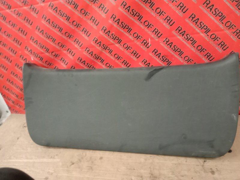 Обшивка крышки багажника Toyota Corolla Fielder ZZE124 1ZZ-FE 2001