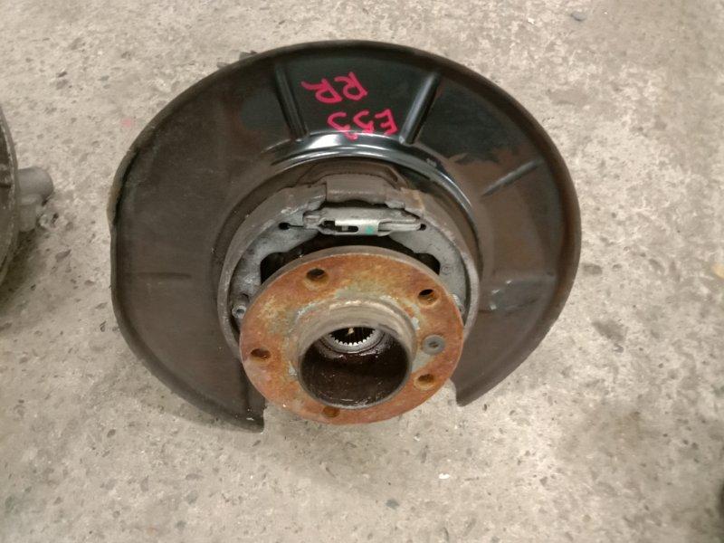 Ступица Bmw X5-Series E53 M54B30 2005 задняя правая