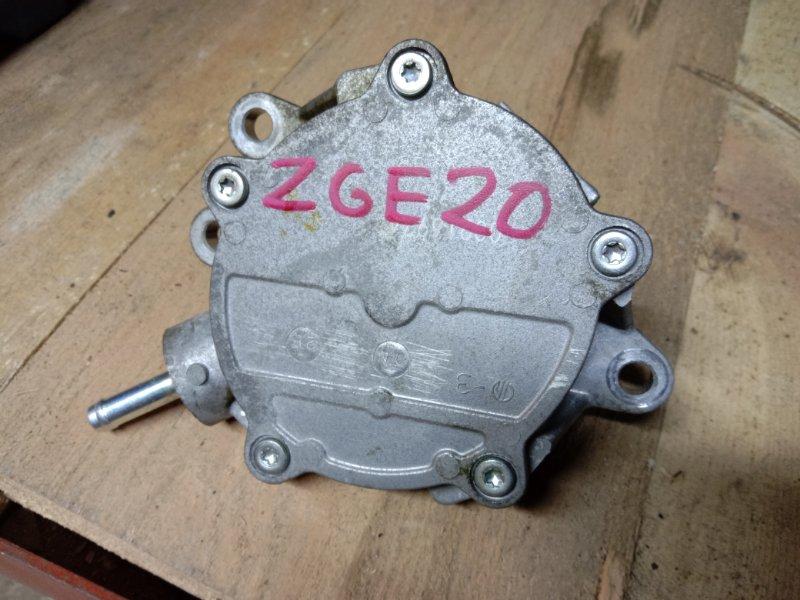 Вакуумный насос тормозной системы Toyota Wish ZGE20 2ZR-FAE 2009