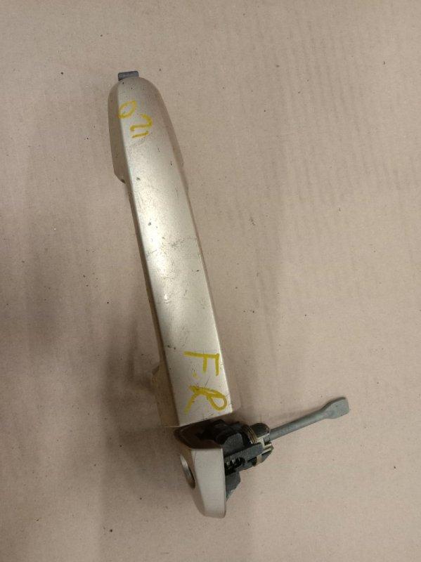Ручка наружная Toyota Corolla Fielder NZE121 1NZ-FE 2003