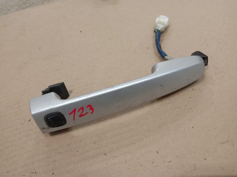 Ручка наружная Toyota Corolla Fielder ZZE123 2ZZ-GE 2003