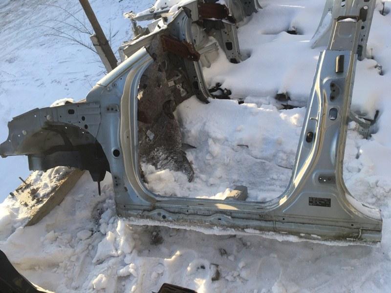 Лонжерон Toyota Avensis AZT251 2AZ-FSE 2005 передний правый