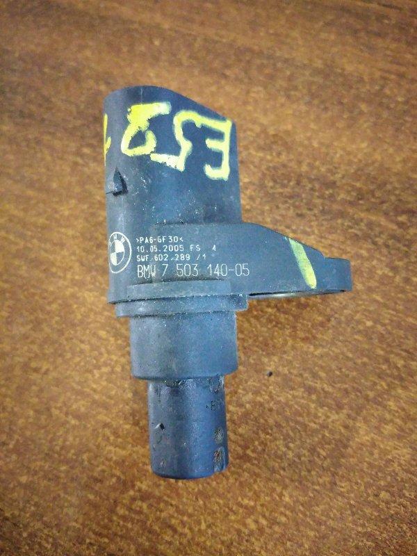 Датчик положения коленвала Bmw X5 E53 N62B44 2005