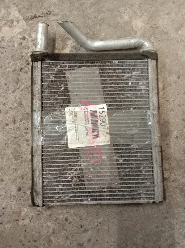 Радиатор отопителя Toyota Camry ACV40 2AZ-FE 2007