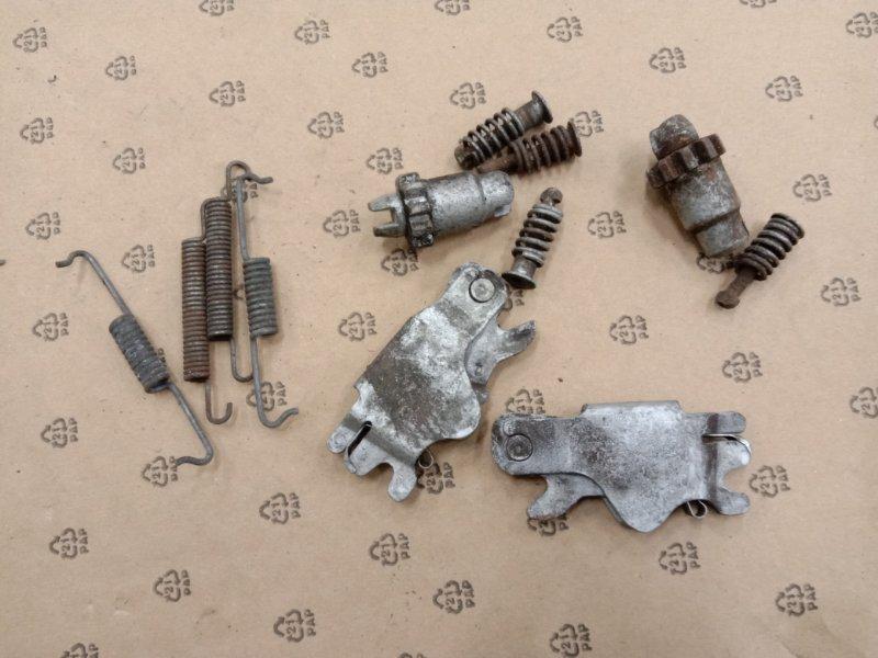 Механизм ручника Volkswagen Touareg 7LA AZZ 2004