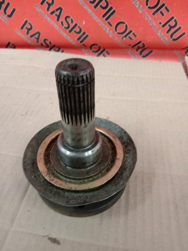 Привод Bmw 5-Series E60 M54B30 2005 задний