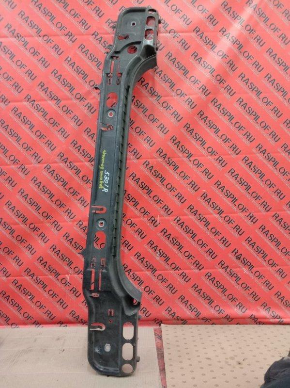 Клипса бампера Bmw 5-Series E60 M54B30 2005 задняя