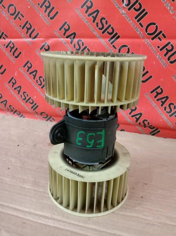 Вентилятор печки Bmw X5-Series E53 M62B44 2002