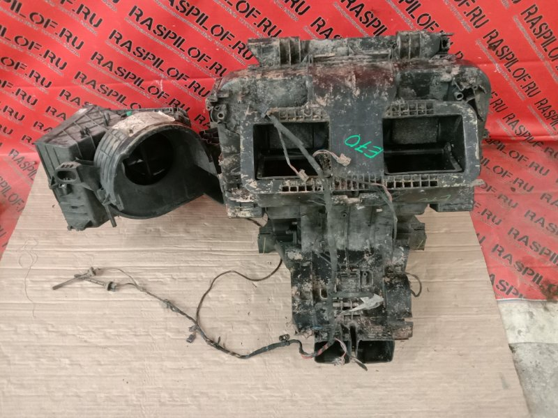 Корпус печки Bmw X5 E70 N52B30 2007