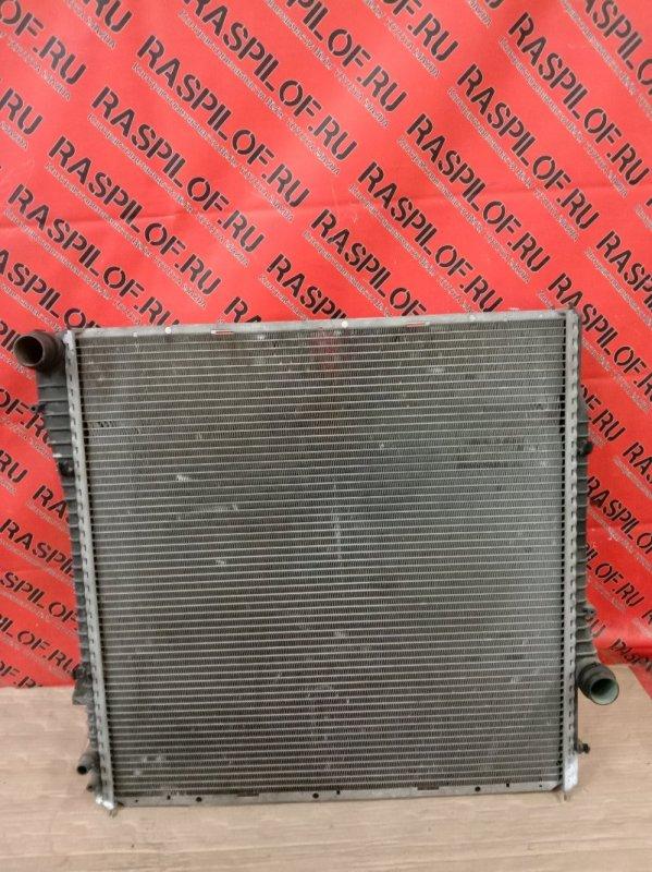 Радиатор двигателя Bmw X5-Series E53 M62B44 2001