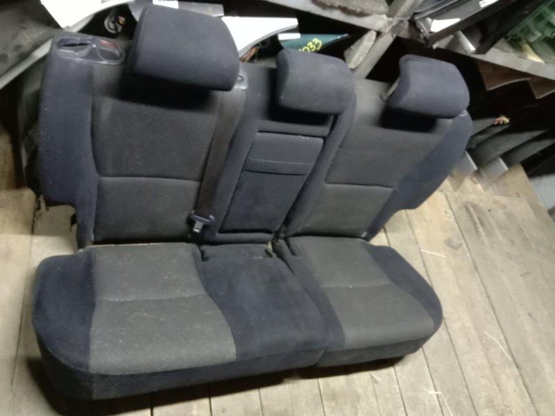 Сиденья Toyota Blade GRE156 2GR-FE 2007 задняя
