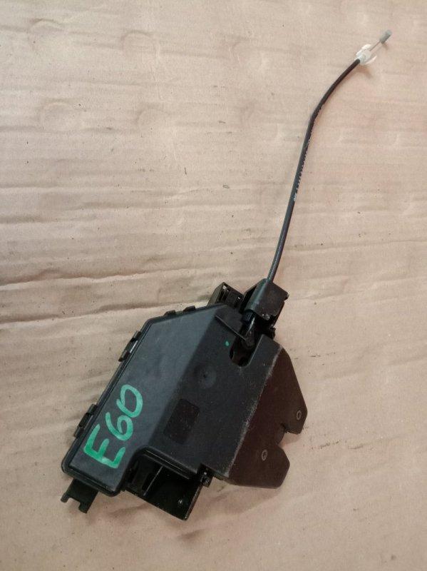 Замок багажника Bmw 5-Series E60 M54B30 2003