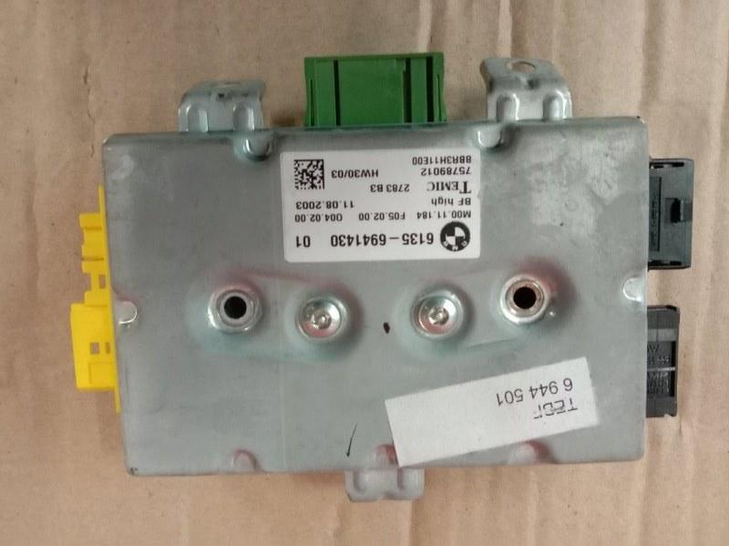 Блок управления air bag Bmw 5-Series E60 M54B30 2005 передний левый
