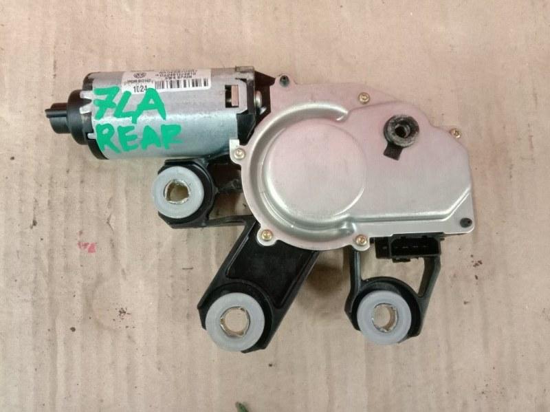 Мотор заднего дворника Volkswagen Touareg 7LA AZZ 2004