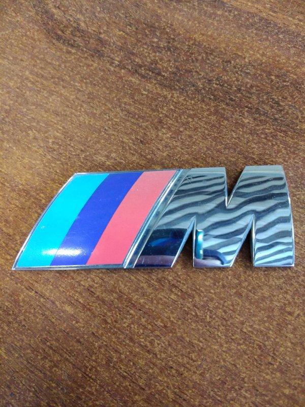 Эмблема Bmw 5-Series E60 M54B30 2005