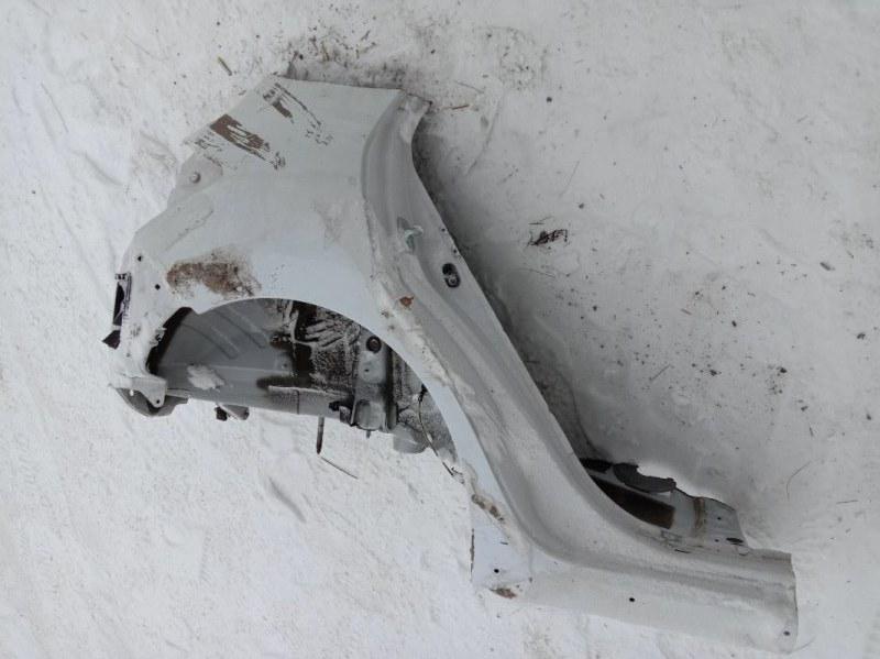 Крыло Toyota Auris NZE151H 2006 заднее правое