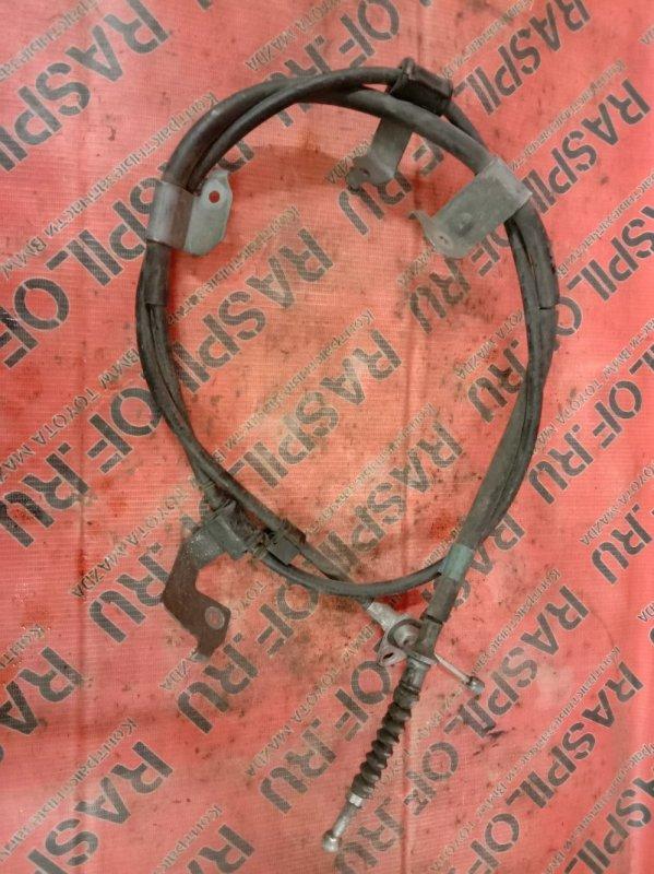 Трос ручника Toyota Caldina AZT246 1AZ-FSE 2003 задний правый