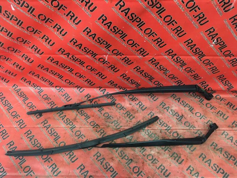 Щетка стеклоочистителя Toyota Blade GRE156 2GR-FE 2007 передняя