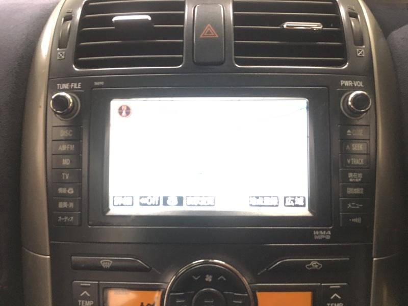 Магнитола Toyota Auris NZE151 1NZ-FE 2006